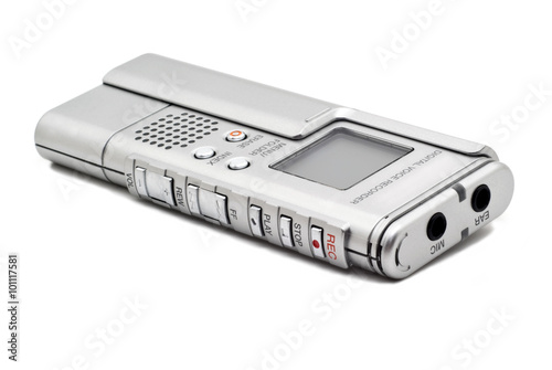 Photo Digital Voice Recorder Picture