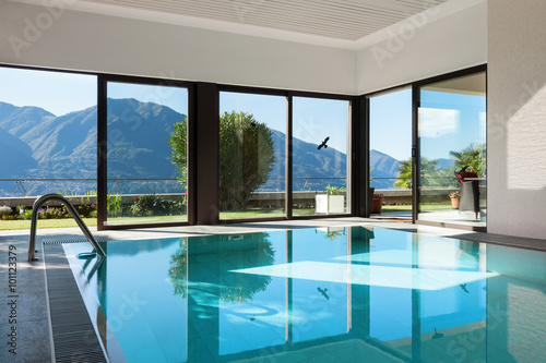 Photo  House, Indoor swimming pool