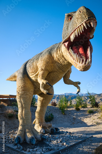 Photo  Cabazon Dinosaurs