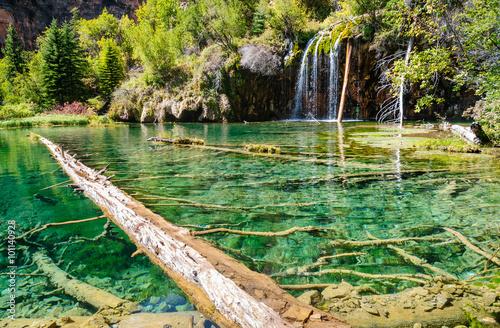Valokuva  Hanging Lake