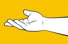 Open Hand Begging