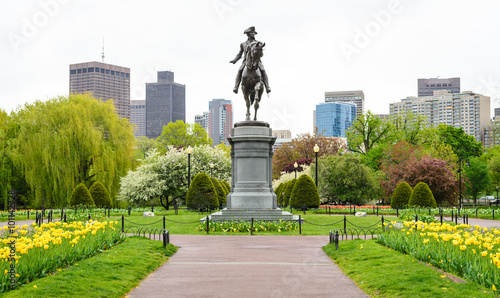 Boston Common Tablou Canvas