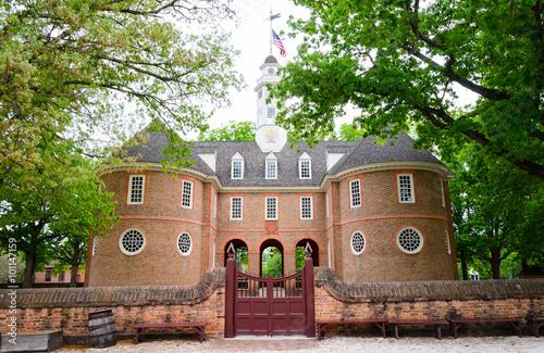 Fototapeta  Colonial Williamsburg