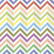 Chevron Zigzag Seamless Texture, Illustration