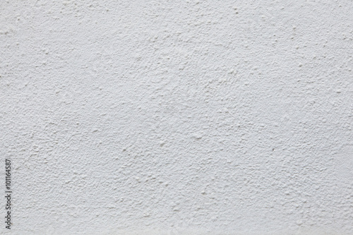 Foto op Aluminium Wand White stucco wall. Background texture