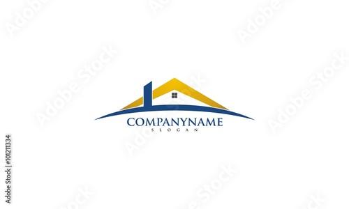 Fotografia, Obraz real estate symbol