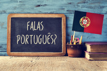 Question Falas Portuges? Do Yo...