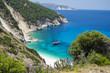 Traumstrand auf der Insel Kefalonia