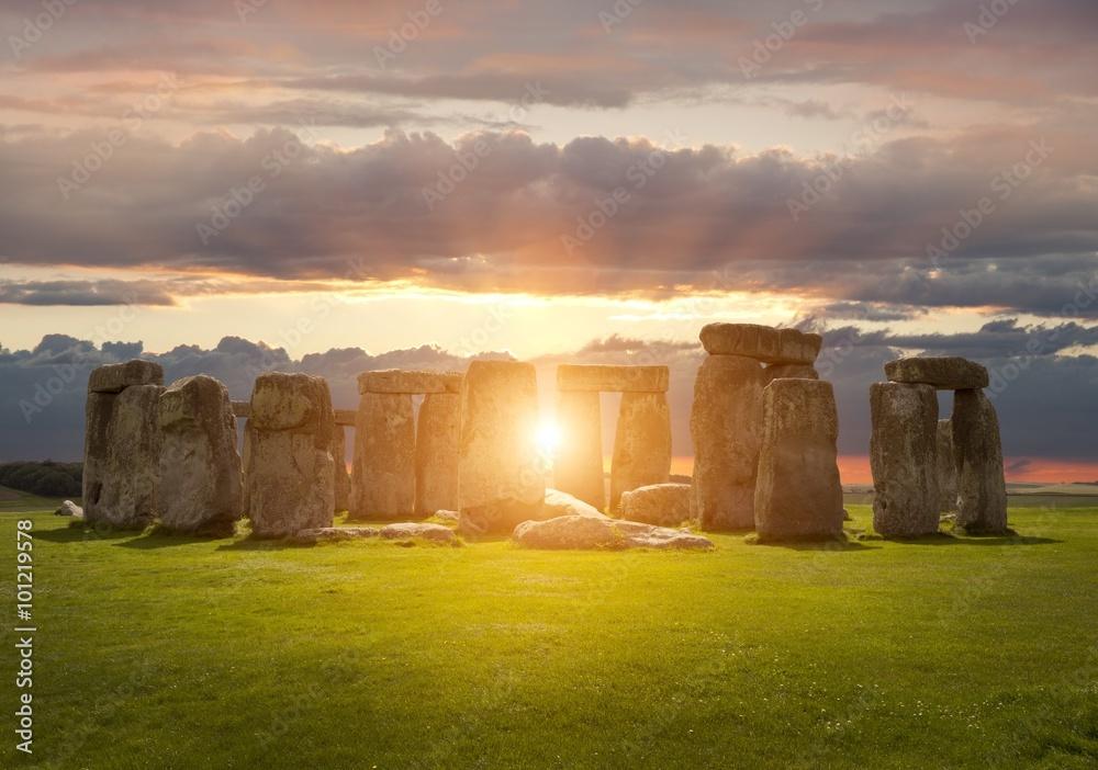 Fototapety, obrazy: Stonehenge