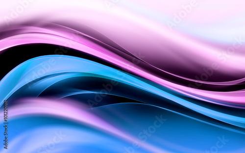 abstrakcjonistyczny-piekny-ruch-fala-blekitny-i-purpurowy-tlo-dla-projekta-nowoczesny-jasny-cyfrowy-ilustracja