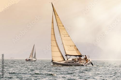 Stampe  sail