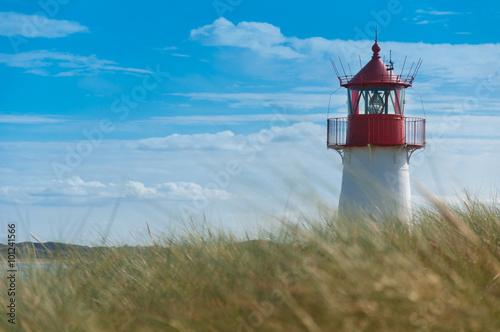 Keuken foto achterwand Noord Europa Lighthouse List West, Ellenbogen, Sylt