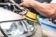 Contrary automobile headlamp