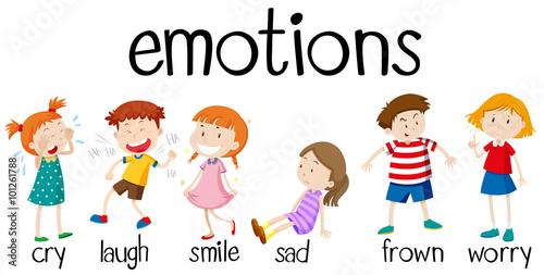 ilustracja-dzieci-wyrazajace-rozne-emocje