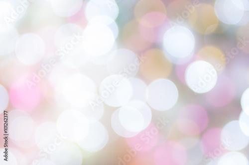 Fotobehang - Abstract blur light