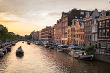 Prinsengracht Amsterdam Canal