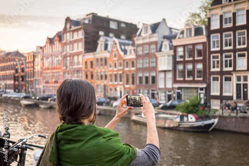 La pose en embrasure Amsterdam Take travel memories