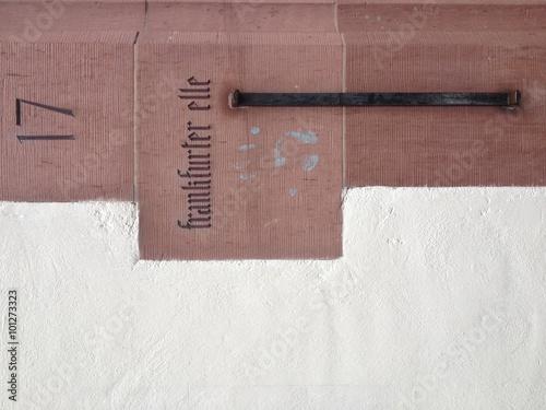Frankfurter Elle Wallpaper Mural