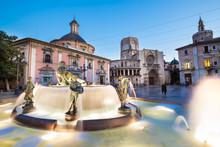Square Of Saint Mary's, Valenc...