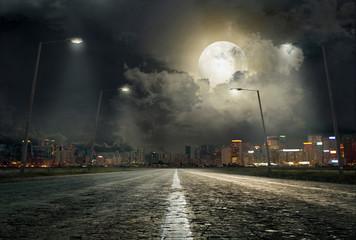 Droga do miasta 2