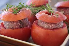 Tomates Farcies Au Four