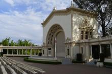 Spreckels Organ Pavilion In San Diego Balboa Park