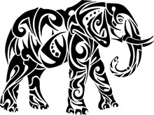 Elephant_tribal
