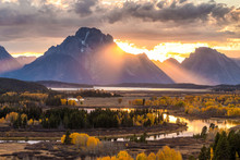 Grand Teton National Park In A...