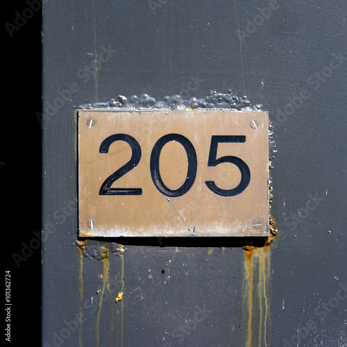 Fotografija  House number 205
