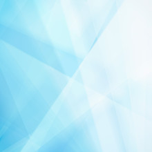 Abstract Blue Background With ...