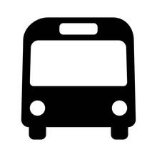 Bus Public Transportation Flat...