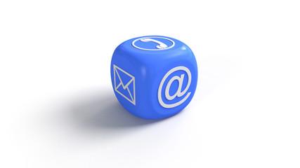 cubes of web communications