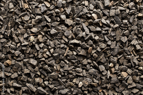 Texture of basalt stones Wallpaper Mural