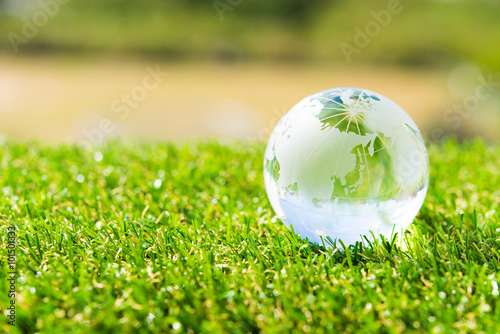 Obraz エコロジー - fototapety do salonu