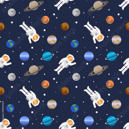 wektorowy-bezszwowy-przestrzen-wzor-z-planetami-uklad-sloneczny-i