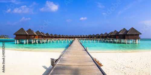 Fotografie, Obraz  Maldives, luxury holidays