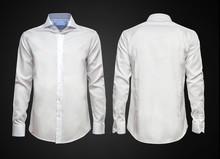 Luxury Shirt On Dark Backgroun...