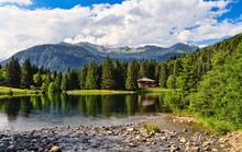 Trentino - Lago Dei Caprioli In Val Di Sole