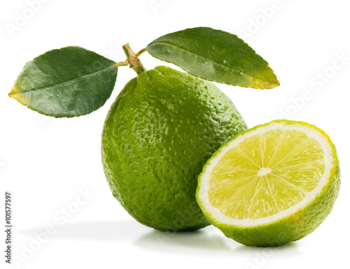 lime with half of lime - 101577597