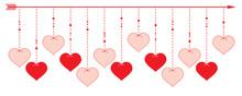 Happy Valentines Day Card. Bor...