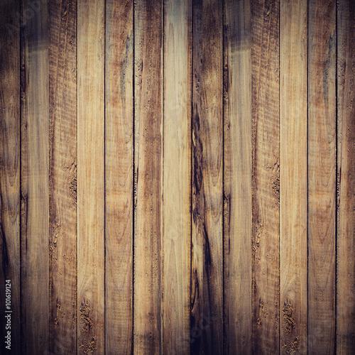 Fototapeta wood plank background and textute with space obraz na płótnie