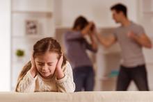 Quarrels Upset Child