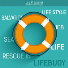 Lifebuoy For Rescue Salvation ...