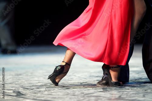 obraz dibond Tango Argentina