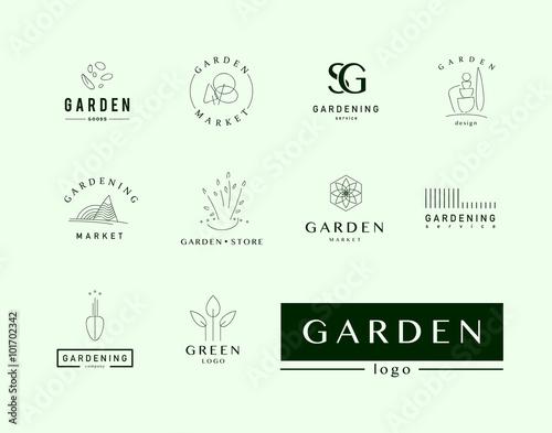 Garen Company Logo Design