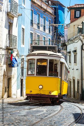 Fotografia  Lisbon tram