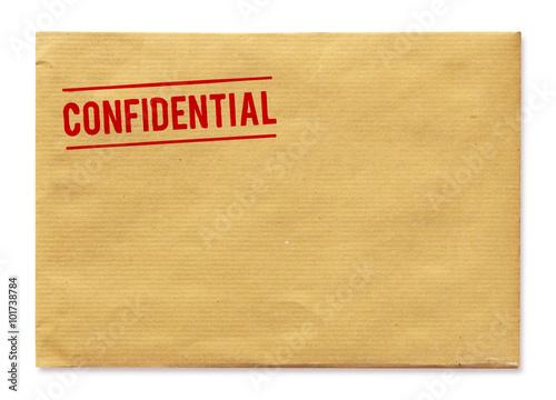 Fotografía  Confidential / Kraft envelope