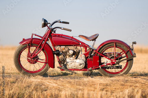 Fotomural Indian Motorcycle 1928