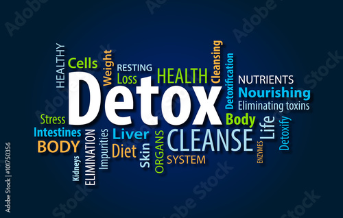 Cuadros en Lienzo  Detox
