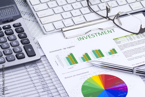 Fotografía  Análisis de inversiones